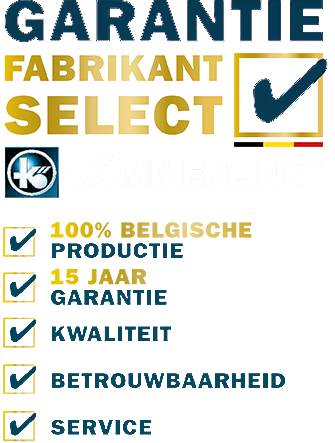 Select fabrikant Kömmerling